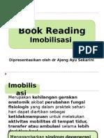 Book Reading Imobilisasi