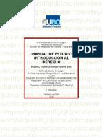 Manual Introducción Al Derecho