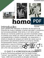 Homossexualidade na Filosofia