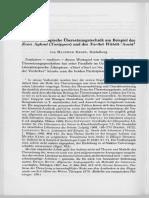Kropp Arabisch Athiopische Ubersetzungtechnik Zdmg 1847