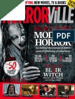 Horrorville Issue 1 August November 2016
