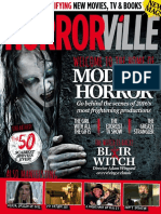 Horrorville Issue 1 August November 2016