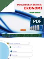 Sk1-Kd.1.3 Pertumbuhan Ekonomi