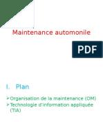 Maintenance Automonile