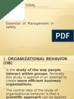 4.Organisational Behaviour