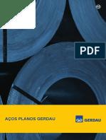 Catalogo Acos Planos Gerdau