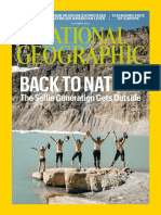 National Geographic USA October 2016