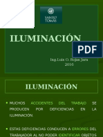 Clase 1.- Iluminacion 2016