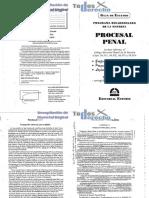 Guía de Estudio Guía de Estudio - Procesal Penal