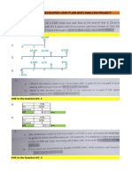 Discounted Cash Flow (Dcf) Analysis Project