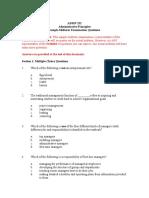SampleMidtermQuestions.doc