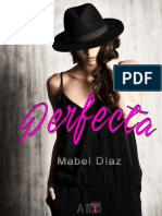 Perfecta (Spanish Edition)