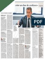 Le Figaro du 3 octobre