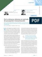 RLDC Octobre 2016_Pourparlers et documents précontractuels.pdf