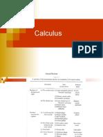 19100 Calculus