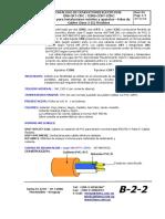 Cable Para Instalaciones Móviles y Aparatos– Polos de Cables Clase 5 Flexibles (Crb Crt - Crc)