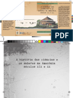 02 a Historia Das Ciencias e Os Saberes Na Amazonia