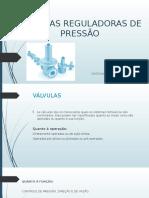 Válvulas Reguladoras de Pressão(1)