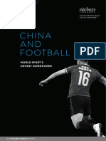 China and Football Report - Nielsen Sports