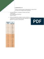 Cálculos de Titulación Conductimétrica