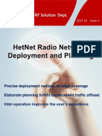 HetNet Network Deployment and Planning