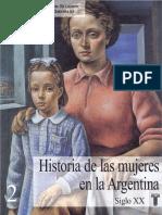 Historia de Las Mujeres en La Argentina II - Fernanda Gil Lozano, Valeria Silvina Pita y María Gabriela Ini (Dir.)