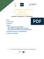 Actividad 1 Módulo 2 (ECOCAM4ed)