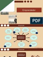 Clase 2 - Undac - Emprendedor
