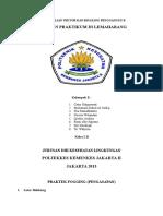 laporan praktik pvbp di Bapelkes Lemahabang