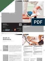 UCV Grado Enfermería plan de estudios