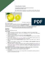 Aclarar Las Axilas Con Bicarbonato y Limón