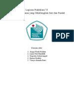 Laporan Praktikum I - Hukum Ohm (Kelompok 6 )