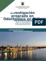 Investigacion Pregrado Odontología Chile 2016