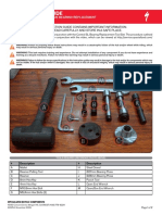 Control SL Hub Replacement Instruction Guide
