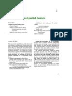 2Clasp- Retained Partial Denture