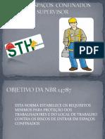 ESPAÇO CONFINADO SUPERVISOR - Apresentação.pdf