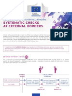 Systematic Checks at External Borders En