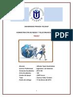Trabajo Grupal-Administracion de Redes y Telecomunicaciones Alfred
