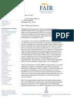 FAIR Supports H.R. 6198