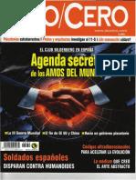 Año Cero, N. 239, Junio 2010 (La Agenda Secreta de Los Amos Del Mundo)