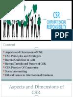 CSR - Ethics 1