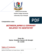 Between Japan & Germany Related to Dentistry 1 (1)