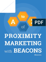 The a to Z of Proximity Marketing With Beacons eBook