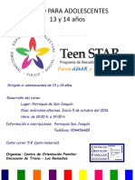 Teen Star 2016