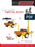 Iandickie Portable Lighting Plants