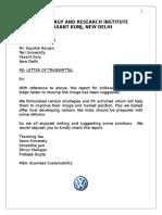 Volkswagen Crisis