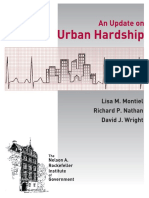 2004-08 An Update on Urban Hardship