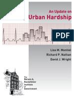 2004-08 An Update on Urban Hardship