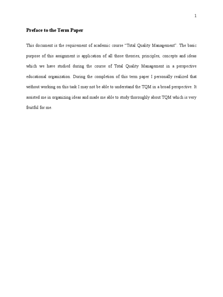 """contemporary management term paper Contemporary management term paper is basically based on secondary sources so it is a great opportunity to prepare a term paper on """"contemporary management."""