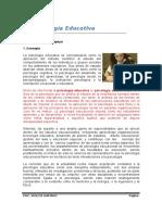 1.1 Lectura La Psicologia Educativa 1